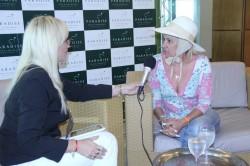 Paradise entrevista de Messina Palmeira com Laura Renzi