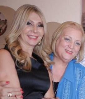Sylma Lima e Vera Tabach