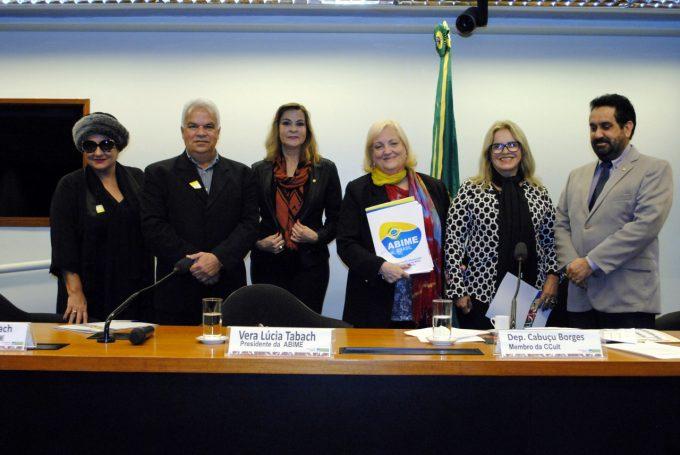 Brasilia Loreci Duque Estrada -RJ,Elias Tabach, Deputada Dâmina Pereira , Vera Tabach, Dalva Sueli e Deputado Cabuçu Borges